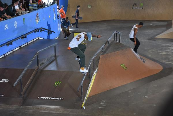 Tampa Pro Weekend - Front Crook