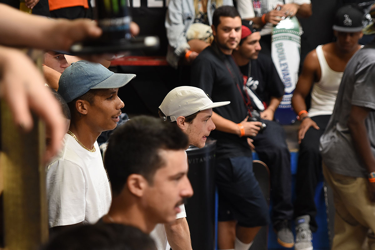 Tampa Pro Weekend - Boo Crowd