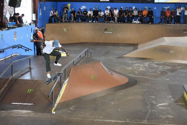 Tampa Pro Weekend - Boo 3 Flip Lip