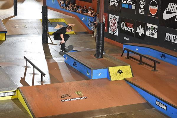 Tampa Pro Weekend - Brandon 3 Flip