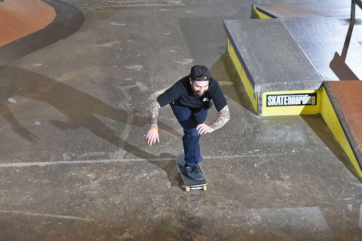 Tampa Pro Weekend - Bobby