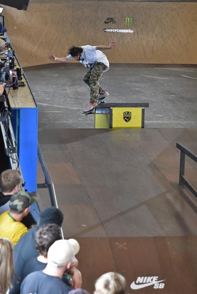 Tampa Pro Weekend - Torey Going Up