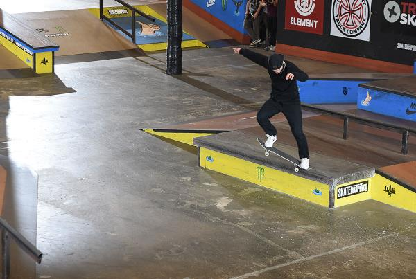 Tampa Pro Weekend - Switch Crook