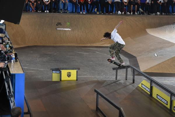 Tampa Pro Weekend - Torey Switch Crook