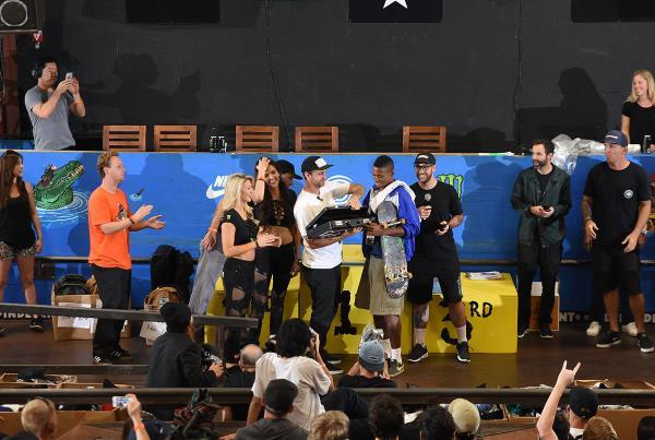 Tampa Pro Weekend - Ishod Award