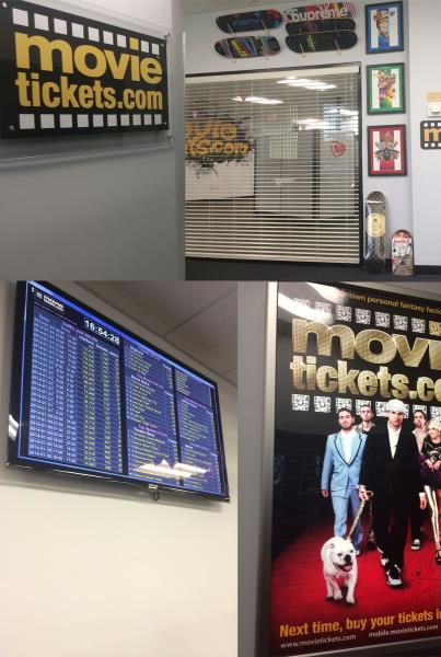 MovieTicketscom Offices
