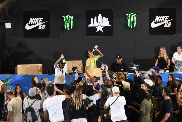 Tampa Pro 2017 Weekend - Congrats Louie