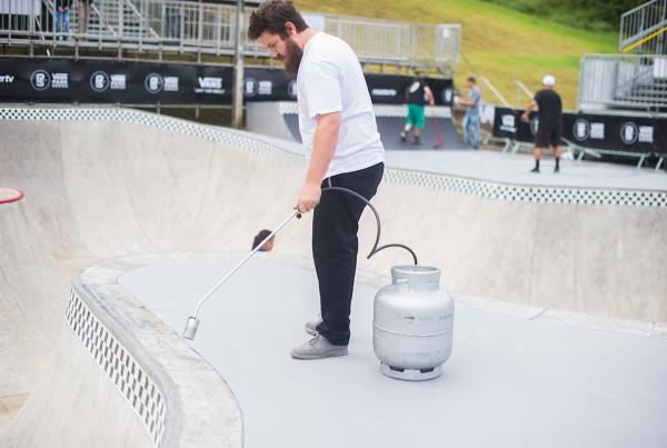 Vans Park Series Brazil - Body is Lit