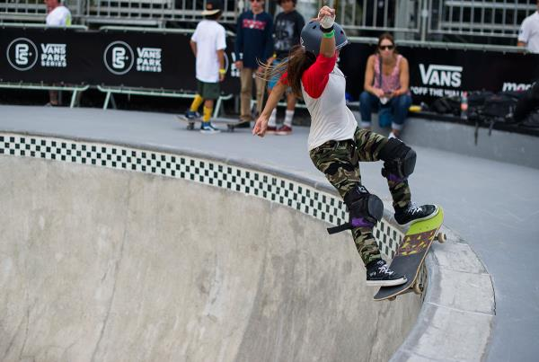Vans Park Series Brazil - Yndiara Smith