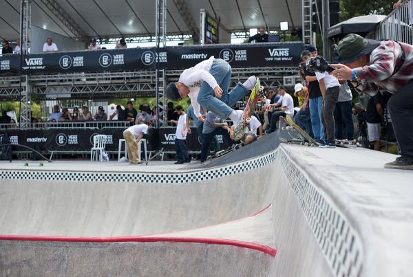 Vans Park Series Brazil - CJ BS Ollie