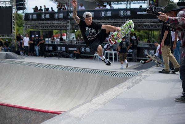 Vans Park Series Brazil - Chris Boneless