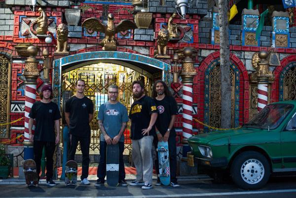 Vans Park Series Brazil - Disneyland Crew
