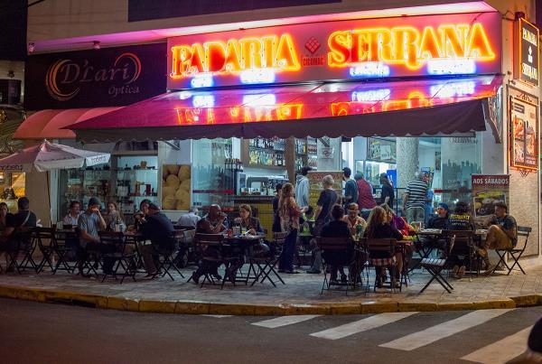 Vans Park Series Brazil - Dinner Spot