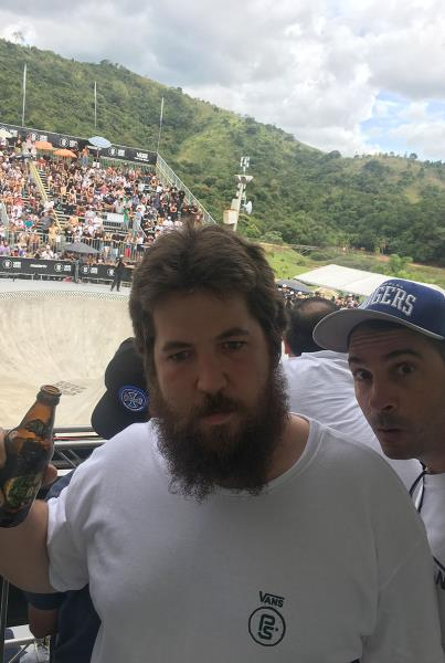 Vans Park Series Brazil - Body and Justin