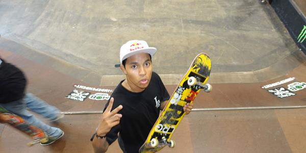How Luan Olivieria Won Tampa Pro 2015 and Felipe Gustavo Got in Street League
