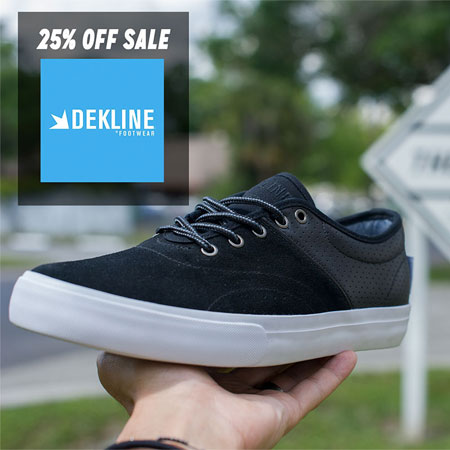 Dekline on Sale in The Boardr Store
