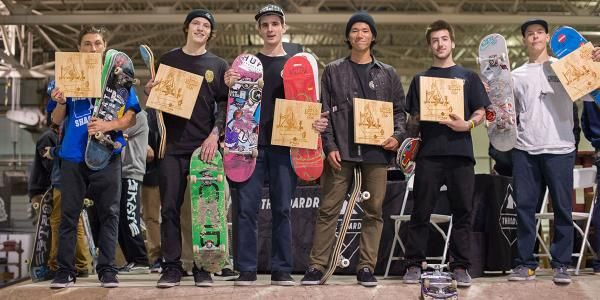 Recap: Dustin Blauvelt Wins The Boardr Am at Detroit