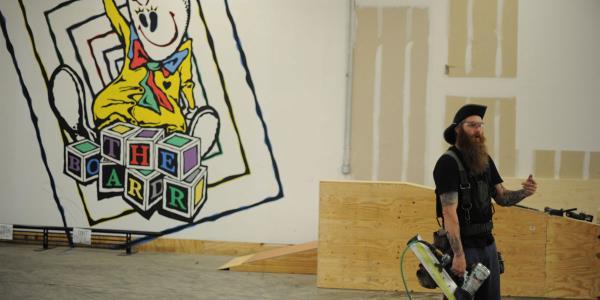 Buildout for Zappos Rideshop