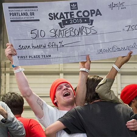 Recap: adidas Skate Copa at Portland