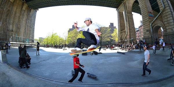 Recap: Yoshi Tanenbaum Wins The Boardr Am at NYC