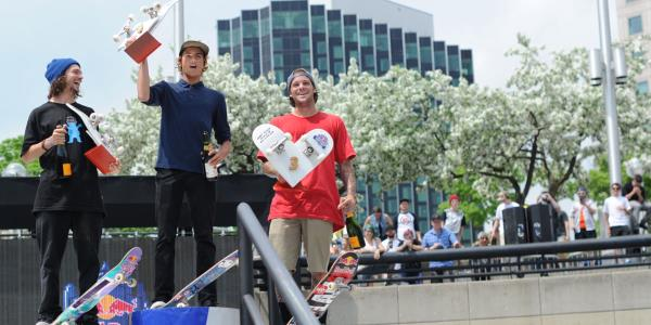 Recap: Red Bull Hart Lines in Detroit