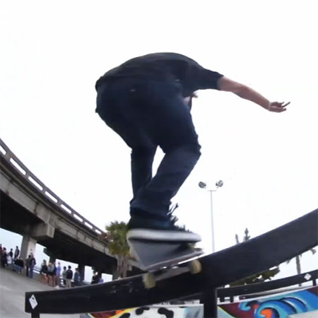 The Boardr Am Series Finals at X Games Austin