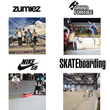 The Boardr Live ™ Used by Nike, Zumiez, Transworld, and GFL This Weekend