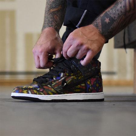 Nike SB x CNCPTS Dunk High Premium