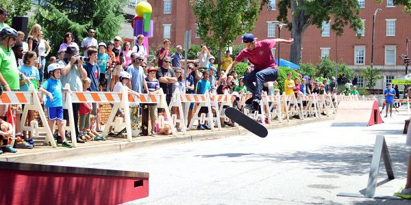 Recap: Innoskate at Greenville, South Carolina