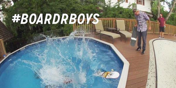 #BoardrBoys Episode 2: Wheelie Dope Planning, #DreamDriveway, Dew Tour LA