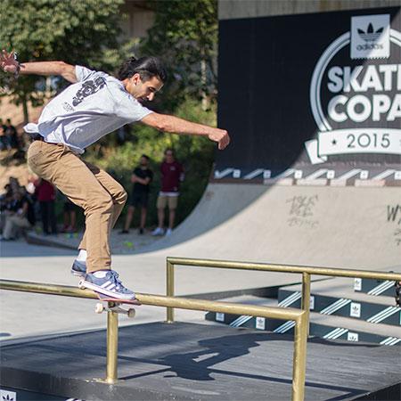 Recap: adidas Skate Copa at Barcelona