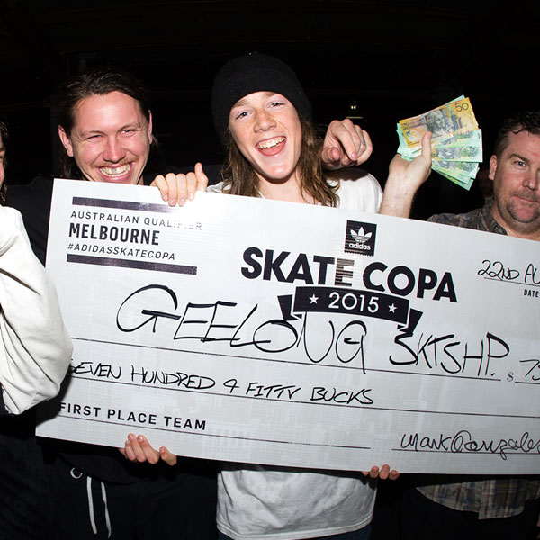 Recap: adidas Skate Copa at Melbourne