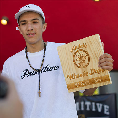 Recap: Wheelie Dope Presented by Andale