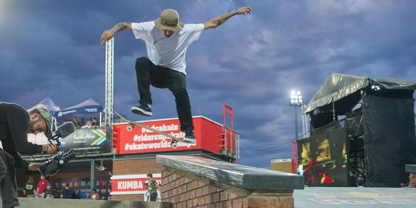 An Innovative and Experimental Trick for Trick Skateboard Scoring System Demonstration