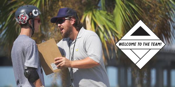 Welcome to The Boardr Team: But First, Tips from Coach Conley Skateboard Super Scout