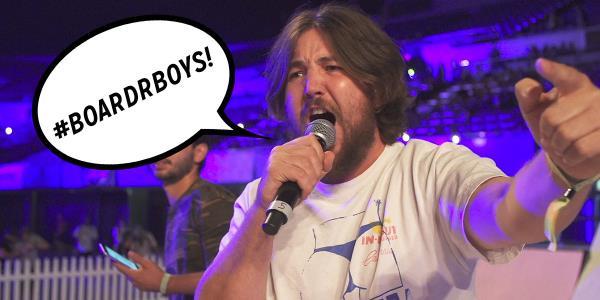 #BoardrBoys Episode 7: Camp Flog Gnaw, GFL Awards, and Skateboarding at HQ