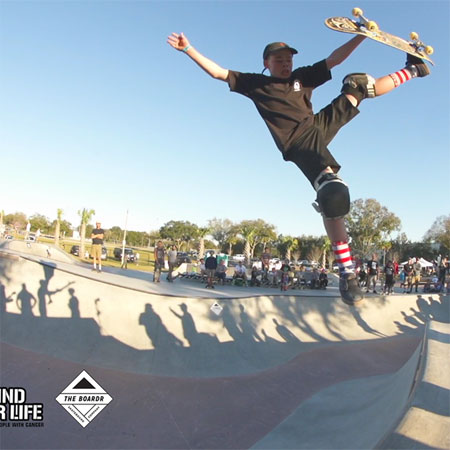 Recap: Grind for Life at Zephyrhills Presented by adidas