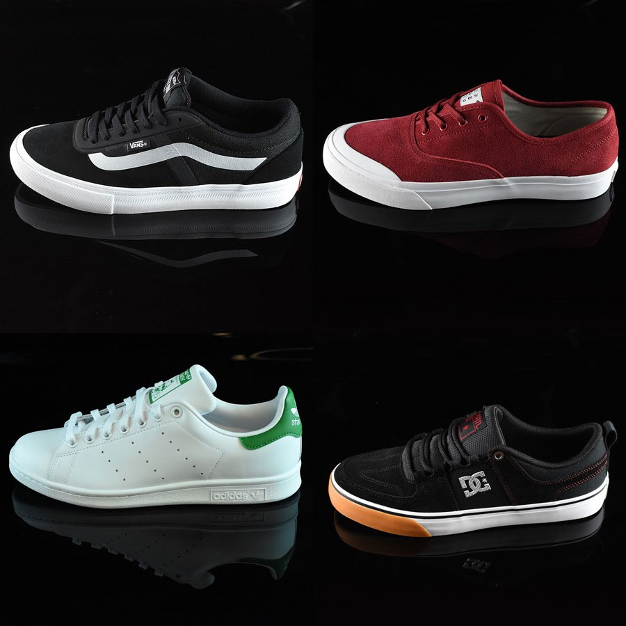Skate Shoes Upto 50 Percent Off, One Week Only