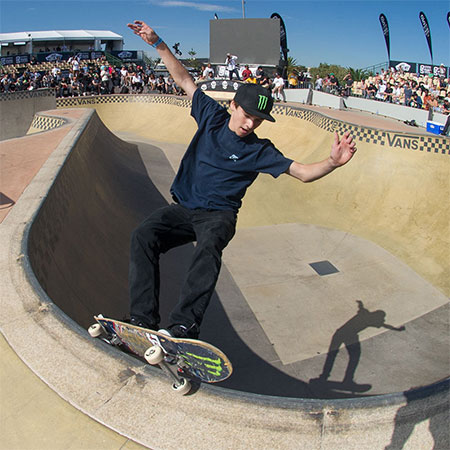 Recap: Vans Pro Skate Park Series at Melbourne