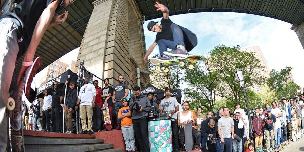 #BoardrBoys Episode 11: Harold Hunter Day X in New York City