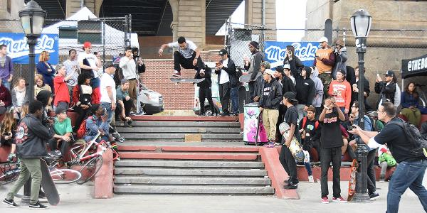 The Best Contest Skateboarders of Today