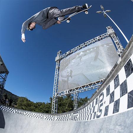 Vans Pro Skate Park Series at Florianopolis