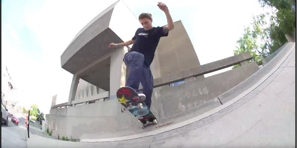 #BoardrBoys Episode 12: Jamie Foy and Crew in Montreal
