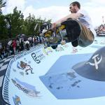Vans Pro Skate Park Series at Vancouver