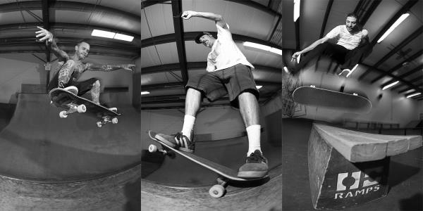Frontside Grind Tuesdays With the Old Skateboarders