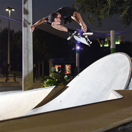 #BoardrBoys Evening at Lakeland Skatepark