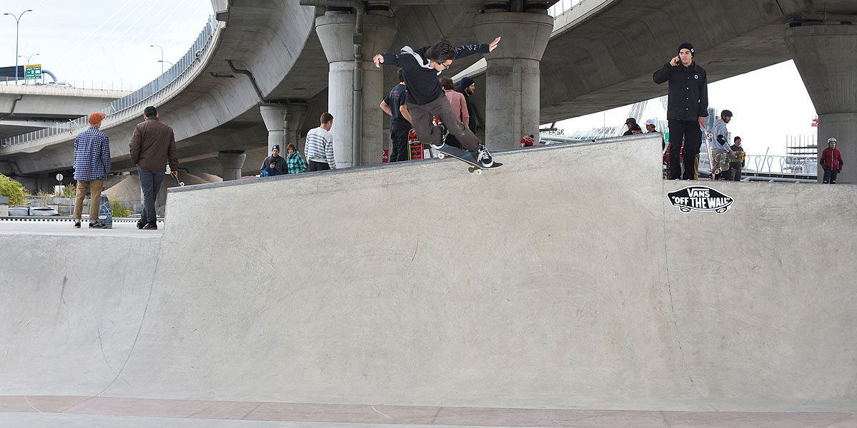Skateboarding at MIT: Innoskate Cambridge