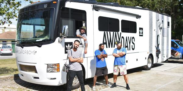 #BoardrBoys Road Trip to Boston