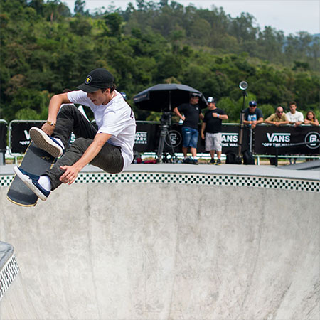 Recap: Vans Park Series at Serra Negra