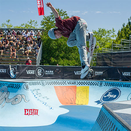 Vans Park Series at Vancouver